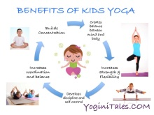 Benefits of Kids Yoga